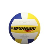 PROTEAM Bola Voli Size 4 [Platinum] - Blue/White/Yellow